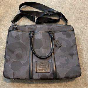 Coach Briefcase